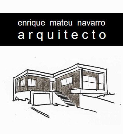 arquitecto enrique mateu navarro
